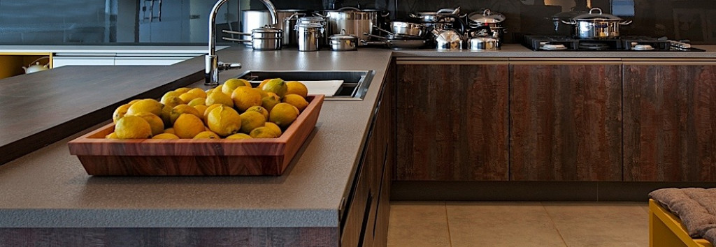 Kitchen Worktop Cemento Spa