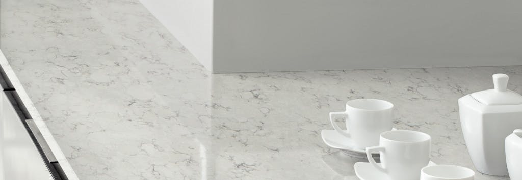 Kitchen Worktop in detail Blanco Orion