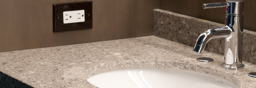 Bathroom Countertop Sierra Madre