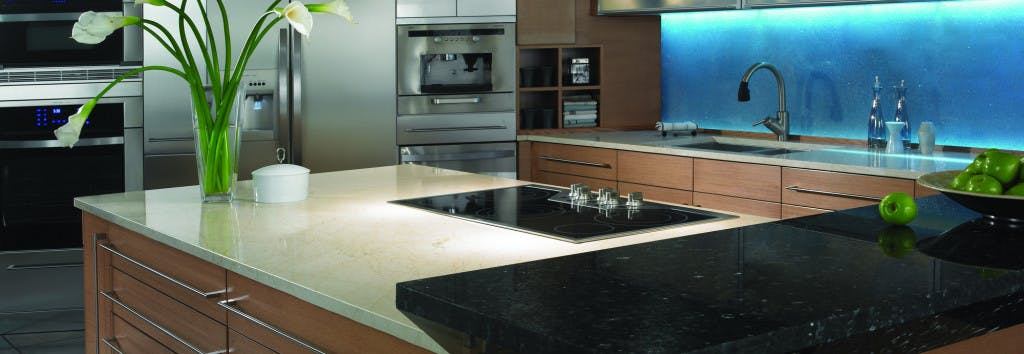Modern Kitchen Worktop Crema Minerva