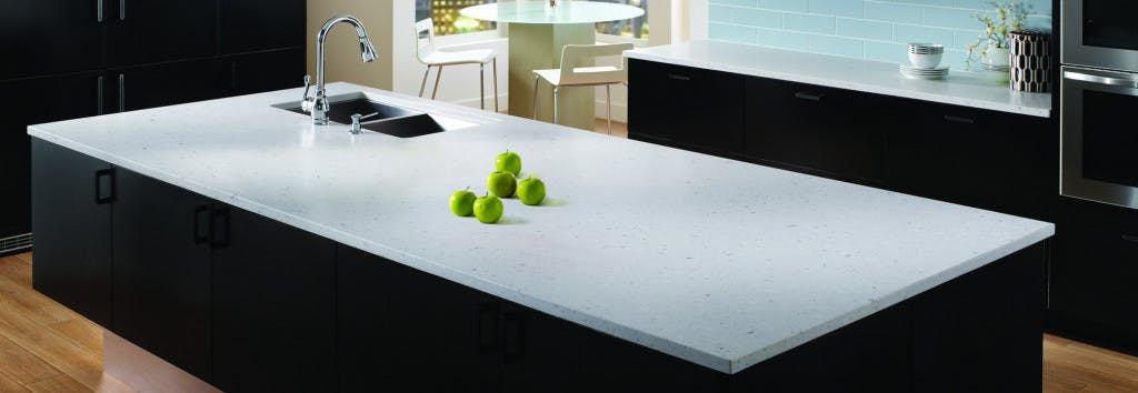 Kitchen surface Bianco Rivers