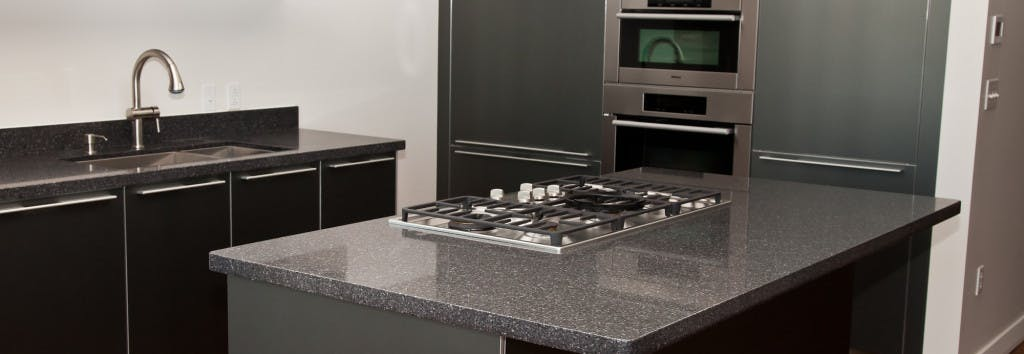 Kitchen Worktop Zirconium 4