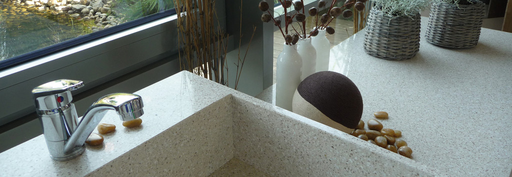 Silestone White Diamond