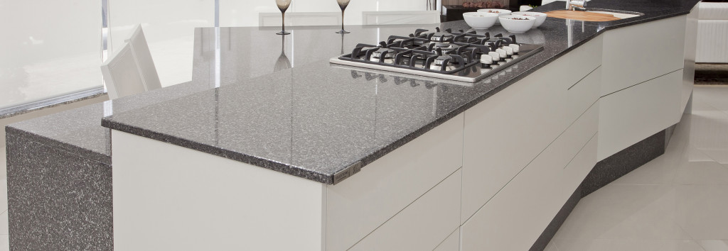 Kitchen Worktop Zirconium 2