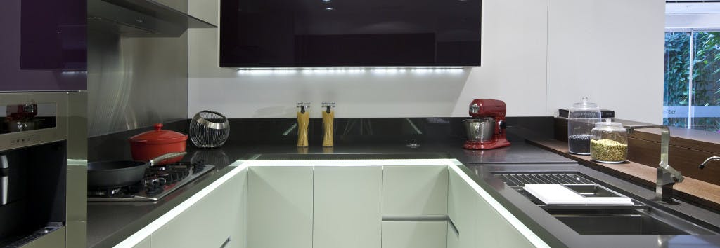 Kitchen Worktop Carbono