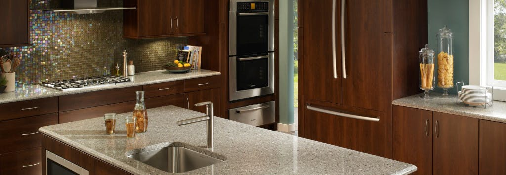 Kitchen Worktop Alpina White
