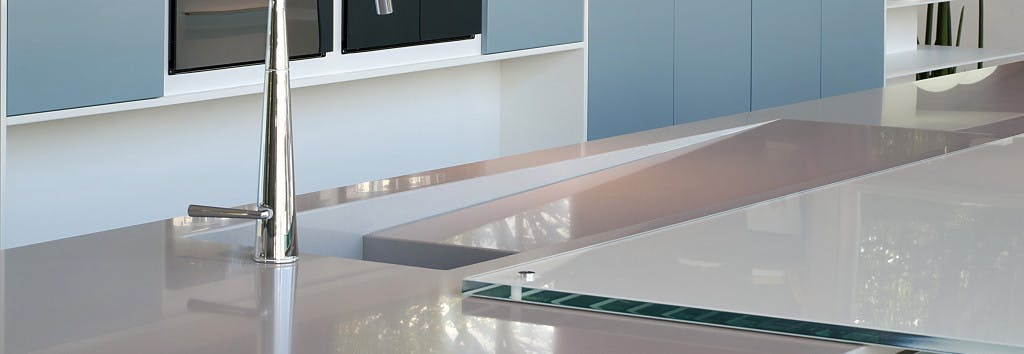 Countertop and sink Kensho