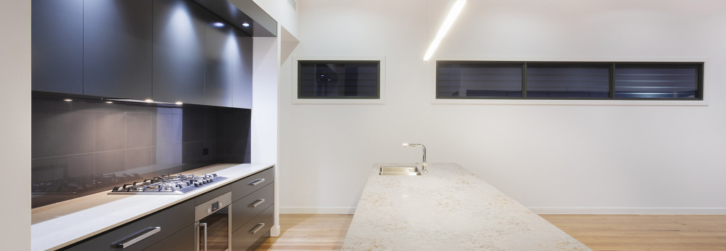 Modern Kitchen Worktop Pulsar