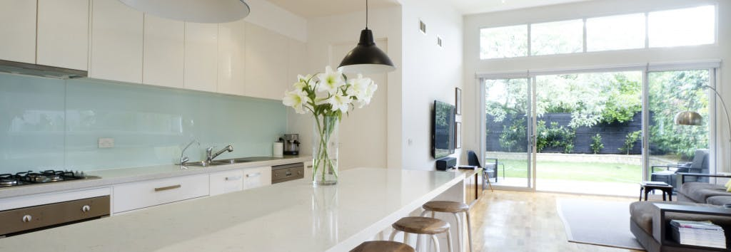 Modern Kitchen Worktop Ariel