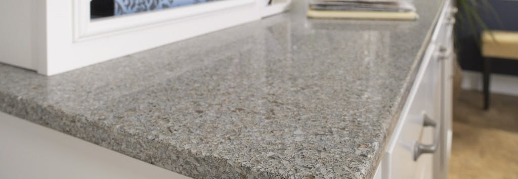 Countertop in detail Riverbed
